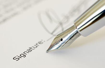 Signature Verification Forensics Test
